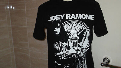 RAMONES...JOEY RAMONE. .. T Shirt...Short Sleeve...  Medium