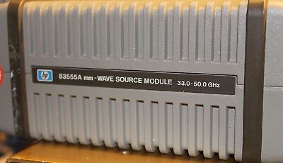 AGILENT HP 83555A microwave frequency tripler