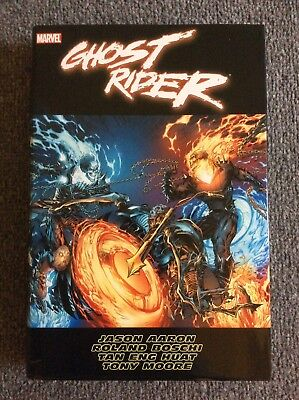 Ghost Rider By Jason Aaron Omnibus Hardcover