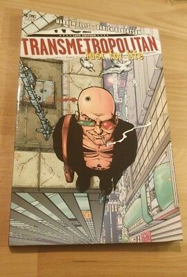 Transmetropolitan Vol 2: Lust for Life (Paperback) Comic / graphic novel