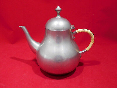 Vintage Royal Holland Pewter Daalderop Vintage Coffee / Tea Pot