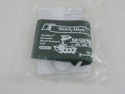 Welch Allyn Flexiport Reusable Blood Pressure Cuff Child 9 - REUSE-09-1MQ