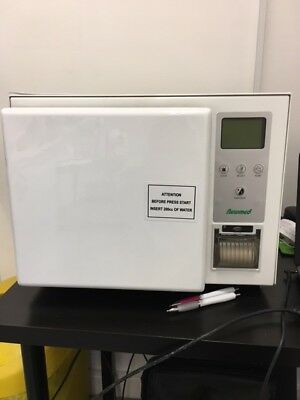 Newmed Medical Vacuum Autoclave Class N