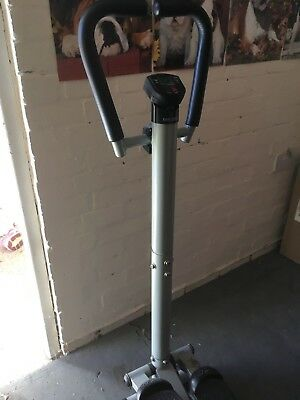 Carl Lewis stepper with step counter good working order