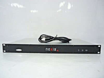 Biamp Nexia Vc Digital Signal Processor Dsp Conference System Great Deal!!! ;)