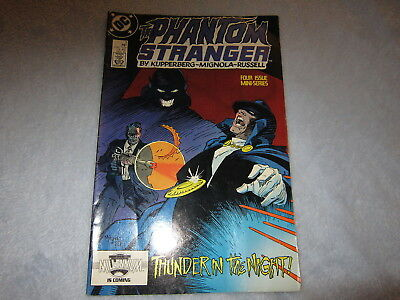 DC Comic Book The Phantom Stranger DEC 87
