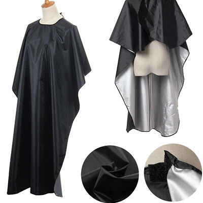 Professional Hair Cutting Salon Barber Hairdressing Unisex Gown Cape Apro Cloth