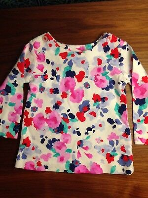 Baby Joules Harbour Top 0-3m