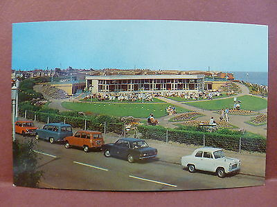 Old Postcard  UK Eastbourne Redoubt Sun Lounge