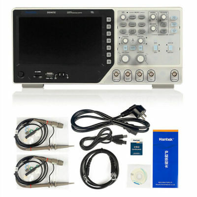 Hantek Digital Oscilloscope 70 100 200 ( MHz ) 2CH +25M Arbitrary waveform USB