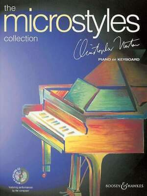 Microstyles Collection 1 - 4 Piano Book/CD (Softcover Book/CD)
