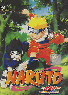 NARUTO (TV EPISODES 640 - 663) ~ 6-DVD SET ~ English Subtitle