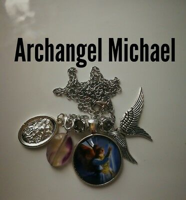 Code 340 Archangel Michael Spiritual Growth Wrap me up Signs Guardian Angel Gift