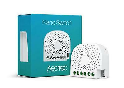 AEOTEC Z-Wave Nano Sgl Switch InWall