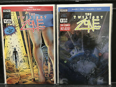 Lot of 2 Twilight Zone #1 + Annual (1993 NOW) Combined Shipping Deal!