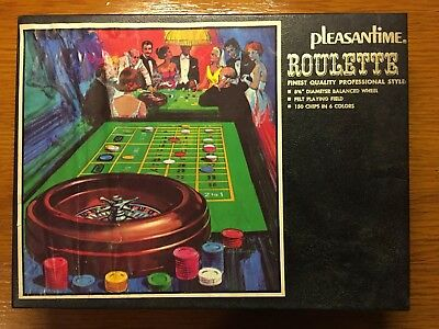 Pleasantime Roulette Finest Quality Professional Type