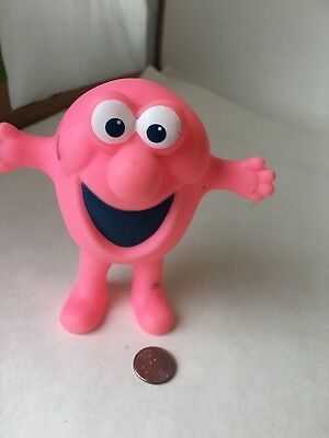 Small toy Mr. Bubble. 1997. Personal Care Group Inc. PINK!