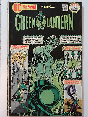DC Special #17 - Early Green Lantern (DC, 1975)
