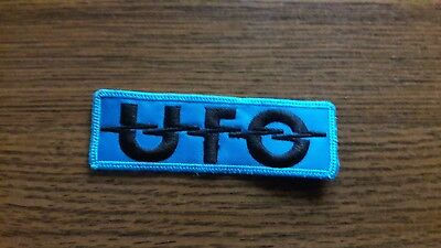 Ufo,sew On Embroidered Patch