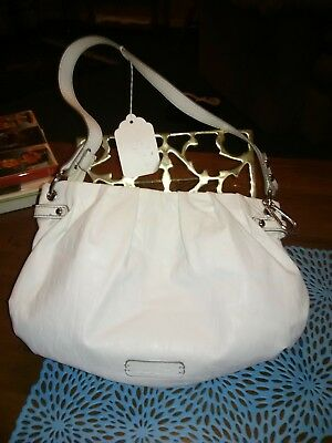 Nine Co By West Purse Handbag Soft And Creamy Small One Strap