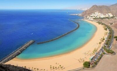 2 Return Flights To Tenerife South From Newcastle On 5th - 12th January 2019