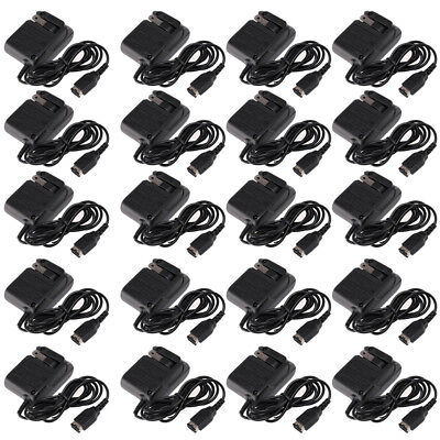20x AC Home Travel Wall Charger Adapter For Nintendo NDS GameBoy Advance GBA SP