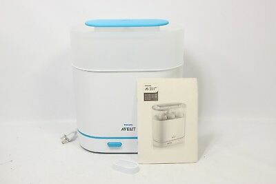 Philips AVENT 3-in-1 Electric Steam Sterilizer - Preowned