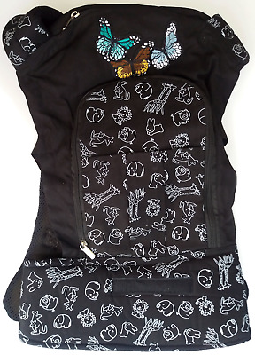 Baby Carrier Front Facing NEW with Tags Black Designed