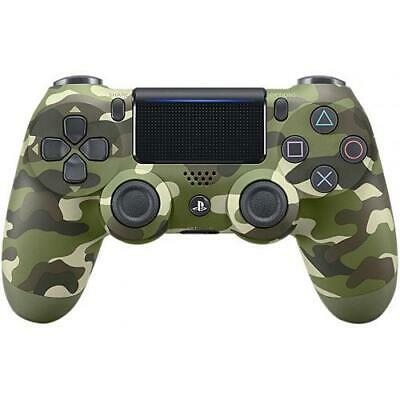 Sony DualShock 4 Wireless Controller Green Camouflage