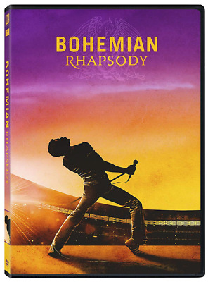 Bohemian Rhapsody (DVD) • NEW • Queen