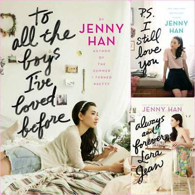 To all the boys I've loved before TRILOGY BUNDLE [EPUB-PDF-EBOOKS]