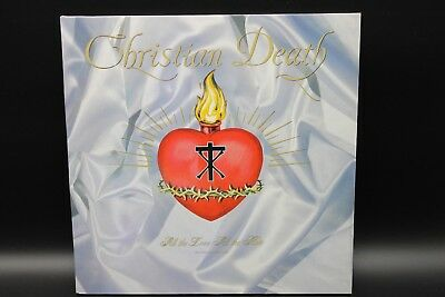 Christian Death - All The Love All The Hate (1989) (Vinyl, Pink Marbled)