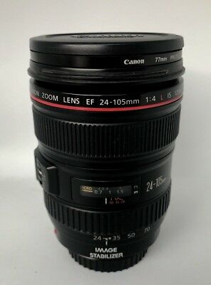 Canon EF 24-105mm f/4 L IS USM for Full Frame A+