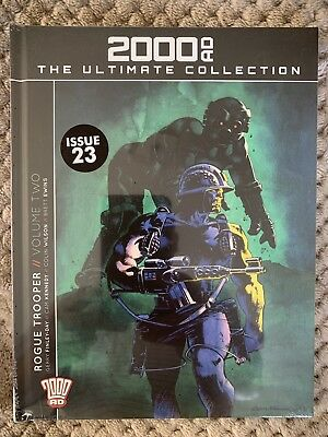 2000 AD Ultimate Collection Rogue Trooper Issue 23 - NEW / SEALED