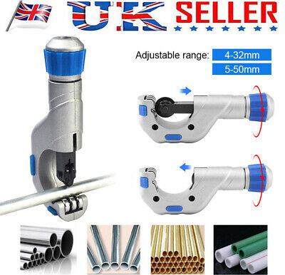 4-32/5-50mm Bearing Tube Pipe Cutter For Copper Iron Aluminum Stainless Steel UK