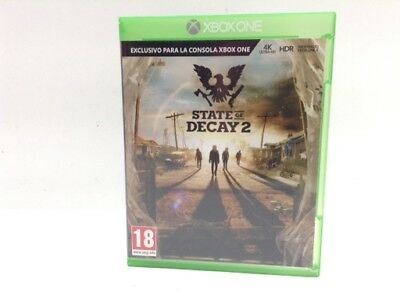 Juego Xbox One State Of Decay Xboxone 4162987