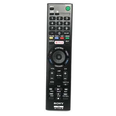 New Replace RMT-TX100U For Sony LED HD TV Remote Control KDL50W800C KDL55W800C