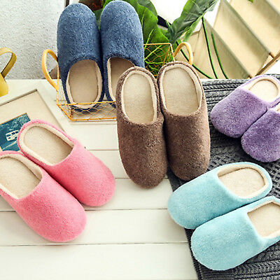 House Home Anti-slip Shoes Cosy Unisex Women Softable Warm Indoor Slippers Shoes