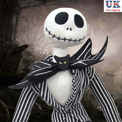 50cm The Nightmare Before Christmas Jack Skellington Doll Toy Children Gift