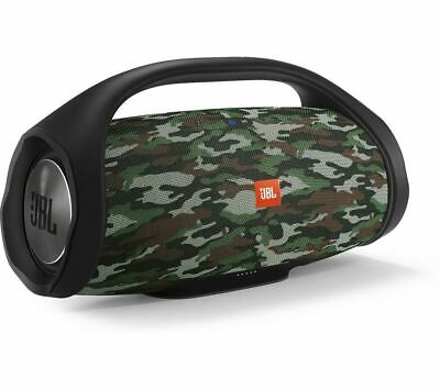 JBL Boombox Squad Portable Bluetooth Speaker - Camo - Currys