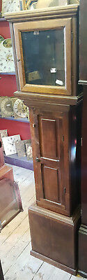 Longcase/grandfather Clock Case-No Reserve!