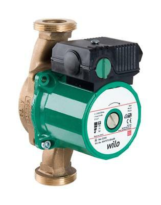Wilo 4028111 Star-Z 20/1 230V Domestic Hot Water Circulation Pump Brass Housing
