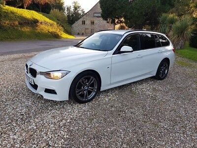 BMW 320D 3 series touring - LOW MILEAGE