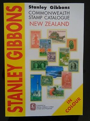Stanley Gibbons New Zealand Colour Stamp Catalogue 2Nd Edition 2006