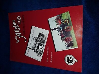 traction engine book