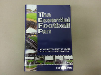 The Definitive Guide to Premier and Football League Grounds Or Stadiums Book