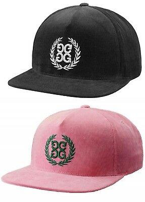 a17f185b NEW G Fore Men's Victory Golf Cap One Size Fits All 5 Panel Hat