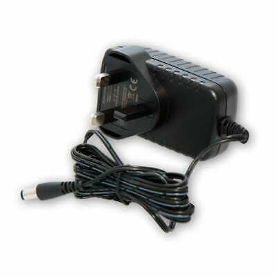 12V 1.5A AC To DC Adapter Charger Power Supply For LED Light CCTV Camera UK Plug