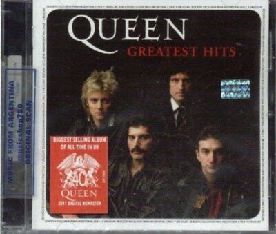 Queen Greatest Hits I Sealed Cd New
