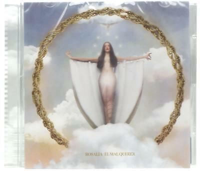Rosalia El Mal Querer Sealed Cd New